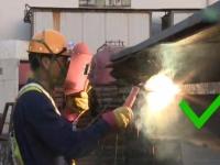 船厂电焊工安全培训视频