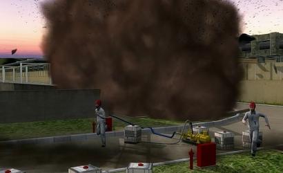 """大连中石油""""7.16""""输油管道爆炸火灾事故动画"""