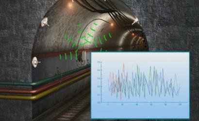 大面积地压监测监控技术科研项目动画展示