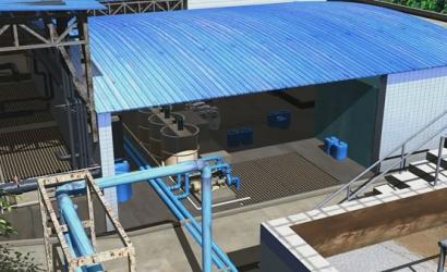 污水处理站生产废水泄漏事故风险评估案例
