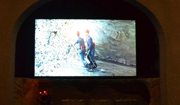 地下采矿历史之风钻炸药开采