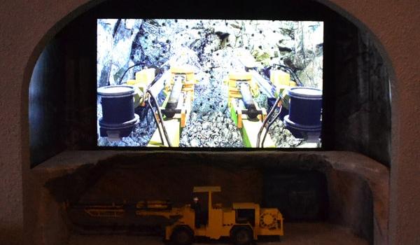 地下采矿历史之机械化开采